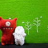Stock → ugly doll