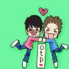 Ryo + Tego = LOVE: chibilove