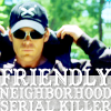 """Dexter:  Dexter """"Friendly Serial Killer"""""""