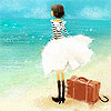 It's a Deense: Art: dreaming at the beach