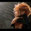 Cloud Strife [original]: [Thinking] owww - lens flare