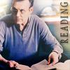Andrea: BtVS - Giles reading