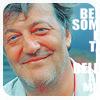 Stephen Fry - smile