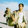See you later, instigator: The Motorcycle Diaries - Walking