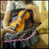 Me and my violin together
