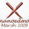 NaNoEdMo March 09