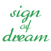 Sign of Dream