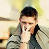 Campaspe: Supernatural \\ Dean; eye of the tiger