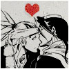 Bleach ~ renji hearts byakuya