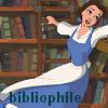 books, belle