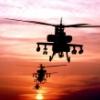 Apache Pink Sky