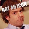 Sudeikis Not an Icon