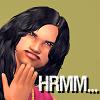 Sims 2: Hrrmmmm (me)