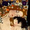 nurturing art w baby