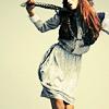 She Who Writes: dancing