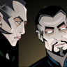 Doctor Who - Shalka!Doctor/Master
