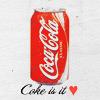 coca-cola love