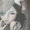 xxhushdarling: Art by Audrey Kawasaki