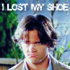 Lost My Shoe