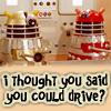 Dalek drive (redscharlach)