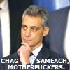 Hag sameach Rahm Emanuel