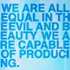 Beauty Evil