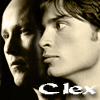 clex blk/wht - Smallville
