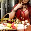Aerith // flower girl