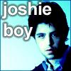 Josh - joshie boy