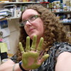 Matcha Hand