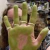 Matcha Hand 2