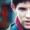 (merlin) Merlin make arthur king
