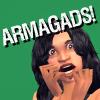 Sims 2: ARMAGADS (me)