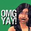 nettness: Sims 2: OMG YAY! (me)