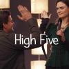 Bones High Five