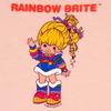 Paula: 80s- rainbow brite