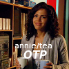 But, I don't want to be a pie,: annie tea otp
