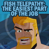 Fish telepathy