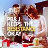Nina-Marie: tscc . pb & j keep the resistance okay.