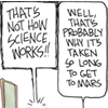 webcomics, science