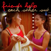 Diana: Friends Help -- Echo & Sierra