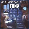 Punisher: Isn't science FUN?