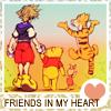 friends in my heart