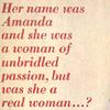 Raen: Amanda...