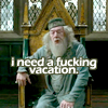 movie // potter // need a vacation