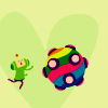 Carry Stress in the Jaw: Katamari Damacy