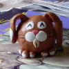 Cute Pouf!