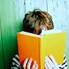 metida en un libro