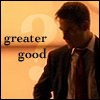 Nathan Petrelli - Greater Good?
