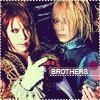 Hikaru: Kamijo & Yuki BROTHERS!